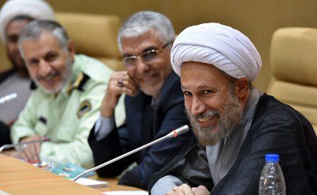 جلسه ستاد امر به معروف و نهی از منکر استان فارس