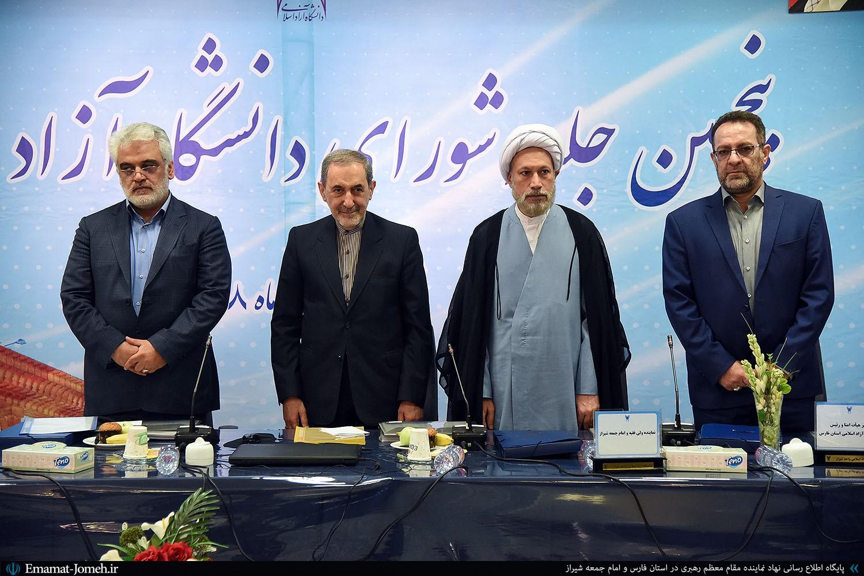 دانشگاه آزاد اسلامی در توسعه علمی کشور نقشی ارزشمند و غیر قابل انکار داشته است