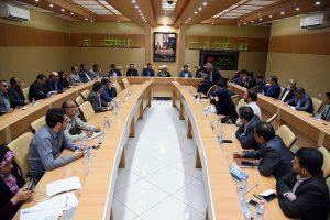 هدف دستگاه های اجرایی استان فارس خدمت به مردم باشد