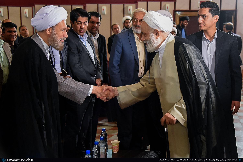 پنجمین اجلاس نماز استان فارس