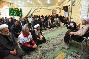 گردهمایی سالانه مسئولین امر به معروف استان با حضور آیت الله دژکام