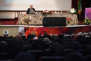 سمینار کوثر به مناسبت میلاد حضرت زهرا(س) در شیراز با حضور آیت الله دژکام