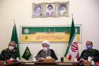 برپایی مواکب اربعین در بینالحرمین شیراز