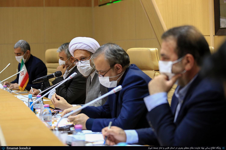 محرومیت های فارس مشهود است/فارس در گام دوم باید اسوه باشد