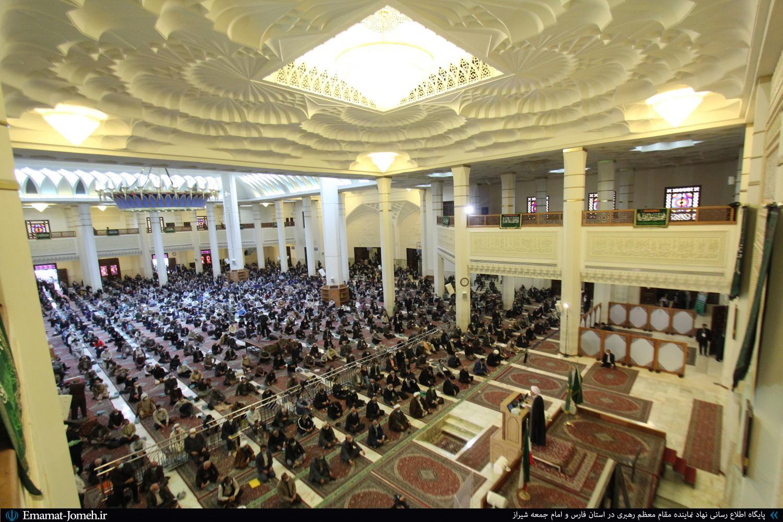بیانات آیت الله دژکام در خطبه های نماز جمعه ۱۰ بهمن ماه ۹۹