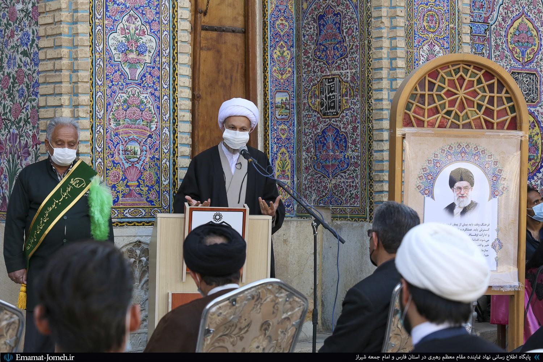 محتوای مسجد، نماز و قرآن است / لزوم ارائه تلاوتهای زیبا در کنار جاذبههای مسجد نصیرالملک