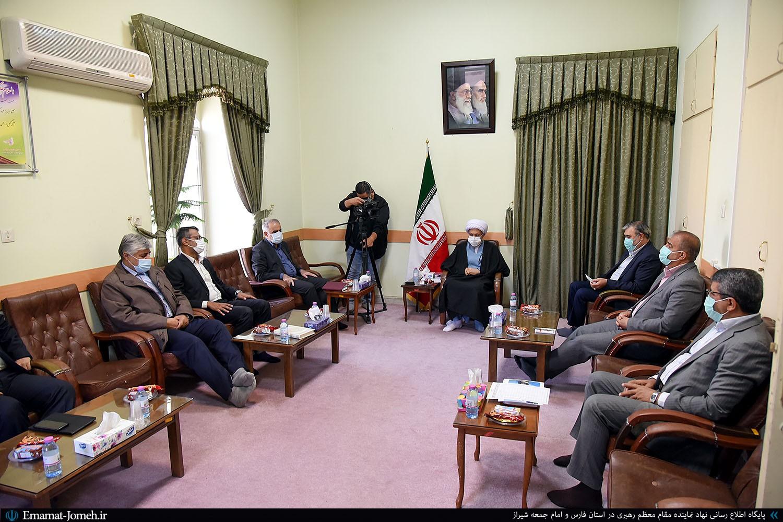 مسائل محوری فارس دغدغه نخبگان باشد/توسعه فرهنگی در کنار توسعه اقتصادی مهم است