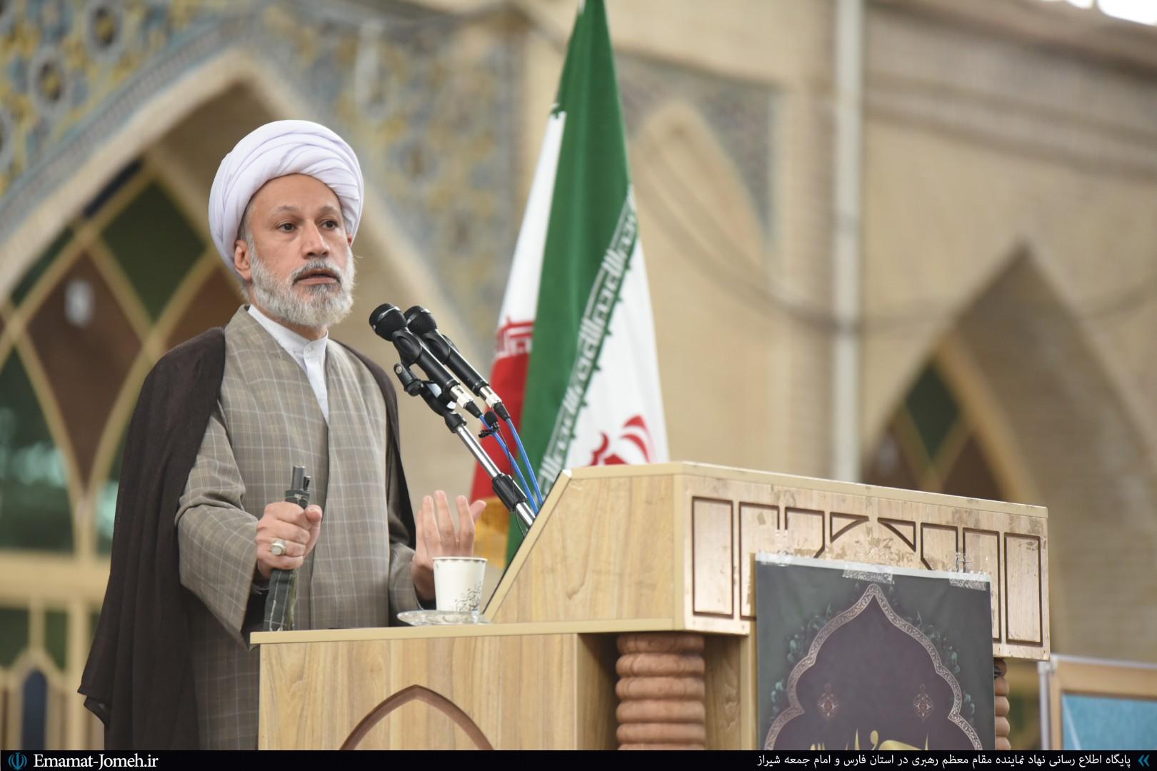 صوت نماز جمعه ۱۴ خرداد ۱۴۰۰ شیراز