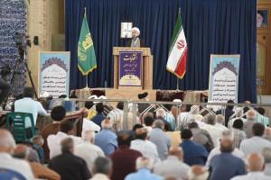 نماز جمعه ۲۱ خرداد ۱۴۰۰ شیراز به امامت آیت الله دژکام