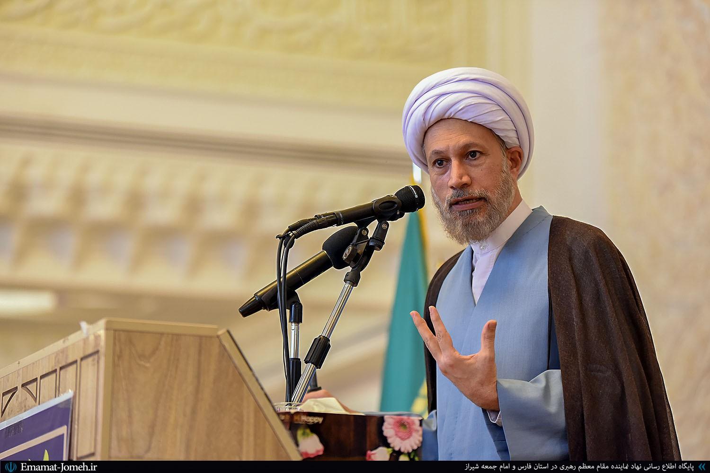 صوت خطبه های نماز جمعه ۴ تیر ۱۴۰۰ شیراز