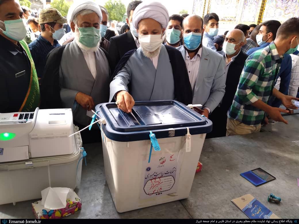 پاسخ قاطع ملت ایران به هجمههای دشمنان در انتخابات