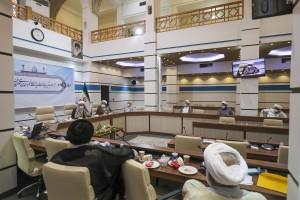 گردهمایی ائمه مساجد برخی از مناطق شیراز با حضور آیت الله دژکام