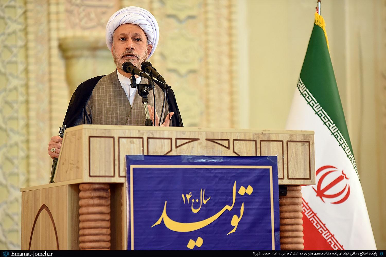 صوت خطبه های نماز جمعه ۸ مرداد ۱۴۰۰ شیراز