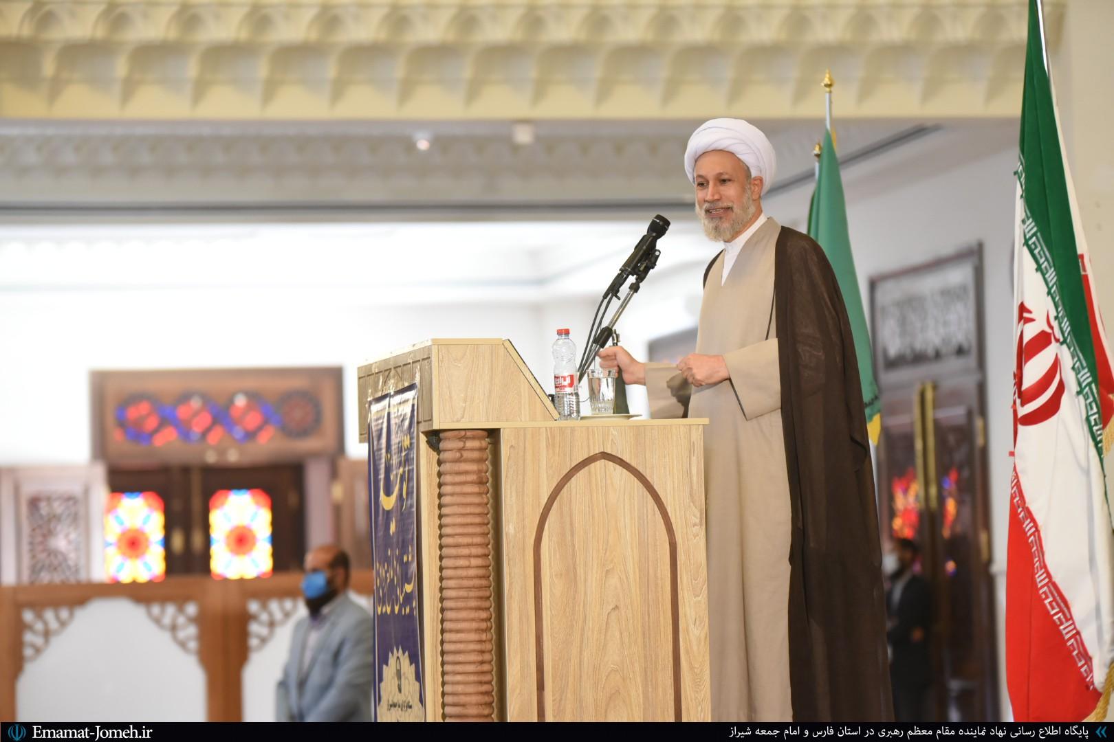 صوت خطبه های نماز جمعه ۲۵ تیر ۱۴۰۰ شیراز