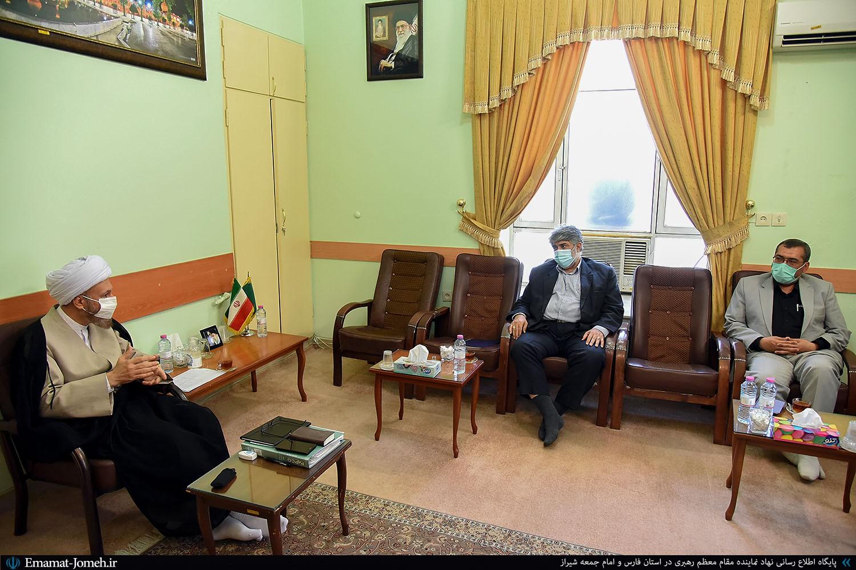 تحقق الزامات سومین حرم اهل بیت(ع) مهمترین رویکرد شورای شهر شیراز باشد
