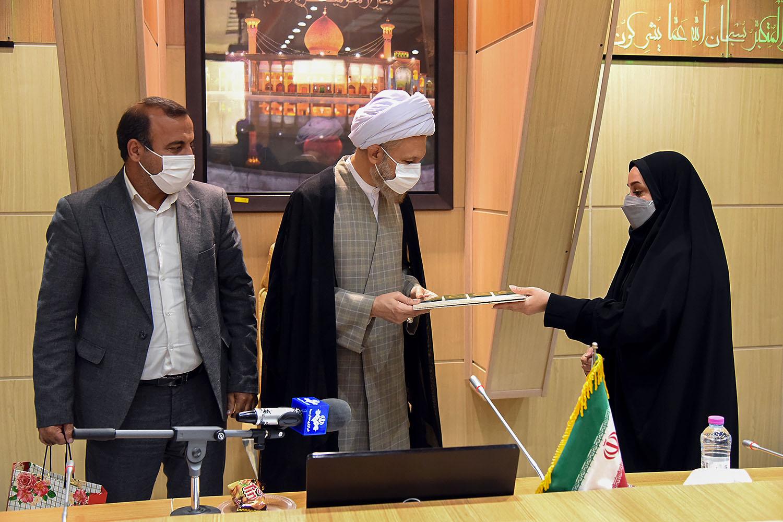 ورزشکاران پارالمپیک هویت ایرانی را به نمایش گذاشتند