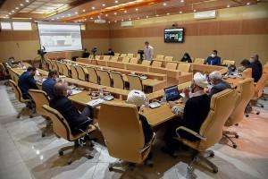 جلسه شورای فرهنگ عمومی استان فارس به صورت حضوری و مجازی