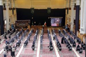 مراسم افتتاحیه آغاز سال تحصیلی جدید حوزه های علمیه استان فارس