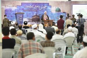 همایش منادیان وحدت در شهرستان اوز